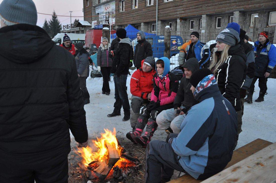 Stretko - preteky - ľadových medveďov 2017, Brezno