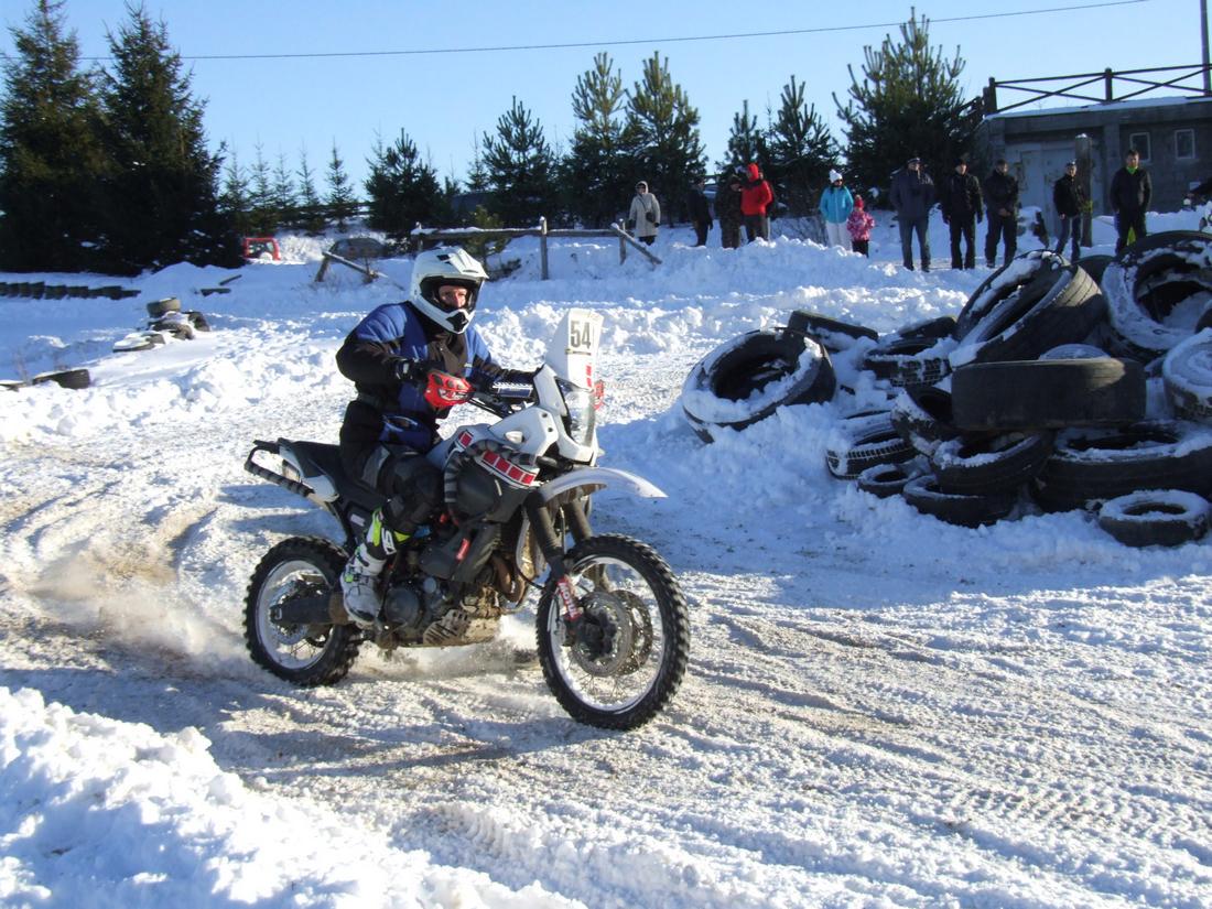 Jednovalce - Stretko - preteky - ľadových medveďov 2017, Brezno