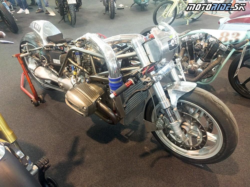 turbo muselo byť  - Motor Bike Show Verona 2017
