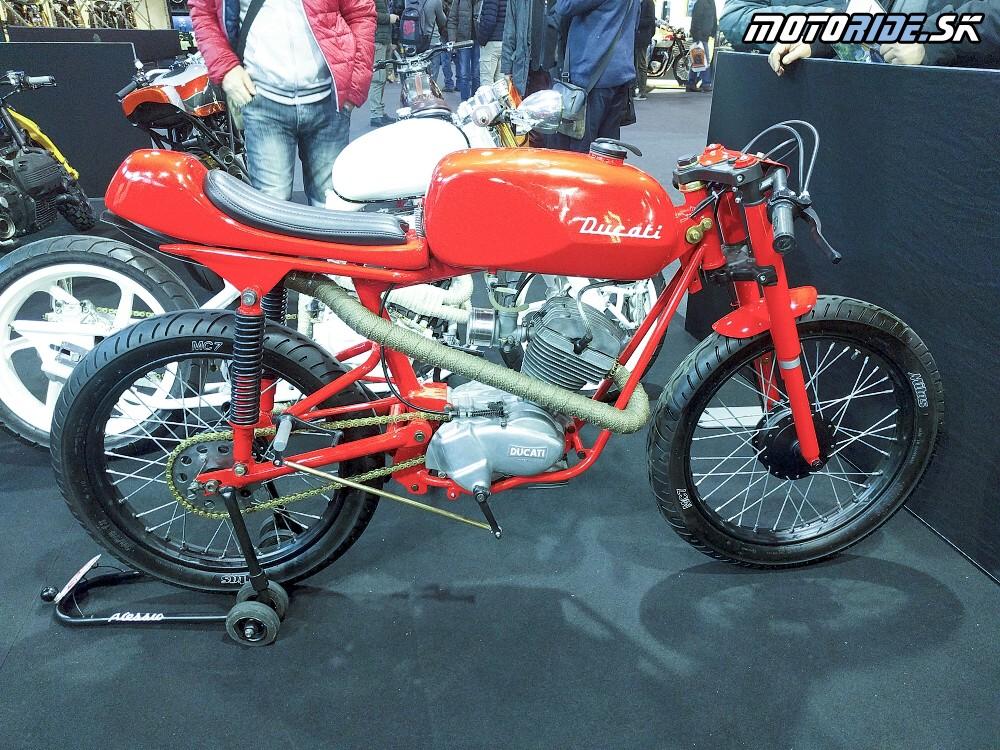 Ducati  - Motor Bike Show Verona 2017