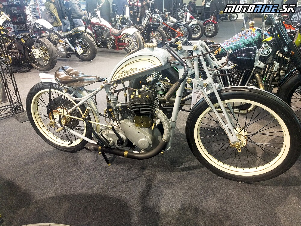 old school v r 2017 - Motor Bike Show Verona 2017