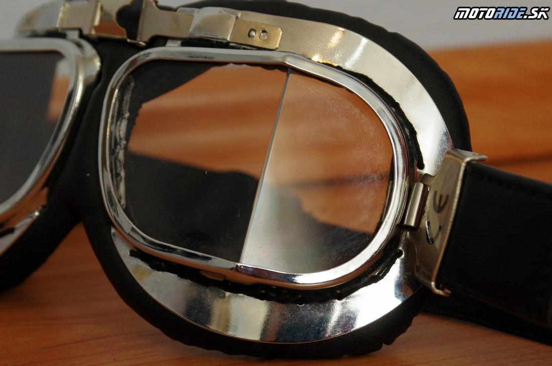 Okuliare AGV - Moderná retro prilba AGV RP60  - okuliare