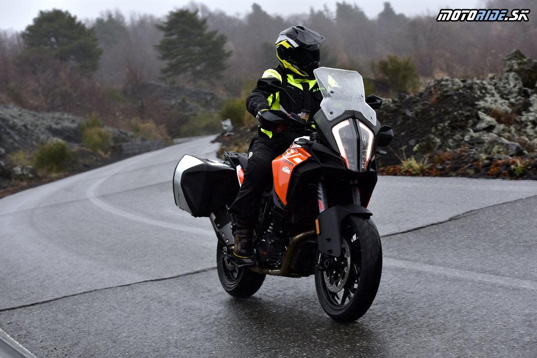 KTM 1290 Super Adventure S a ideálne počasíčko :-)