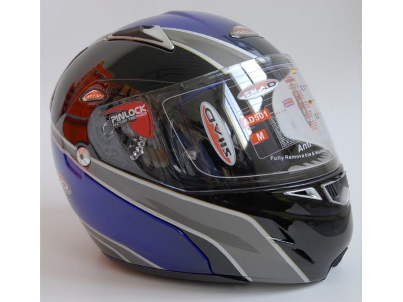 Moped-Slovakia venuje prilbu SHAD FLIP UP v hodnote 83€