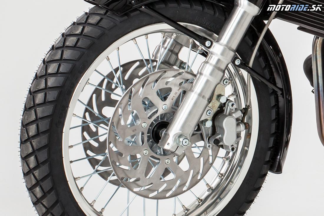 Jawa 660 Vintage 2017 - detaily