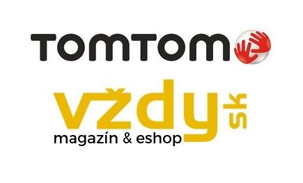 TomTom venuje prostredníctvom www.vzdy.sk motocyklovú GPS navigáciu TomTom Rider 40 v hodnote 359 eur