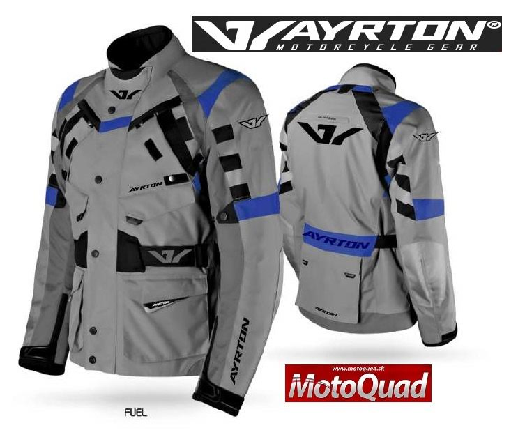 Motocyklové oblečenie Ayrton