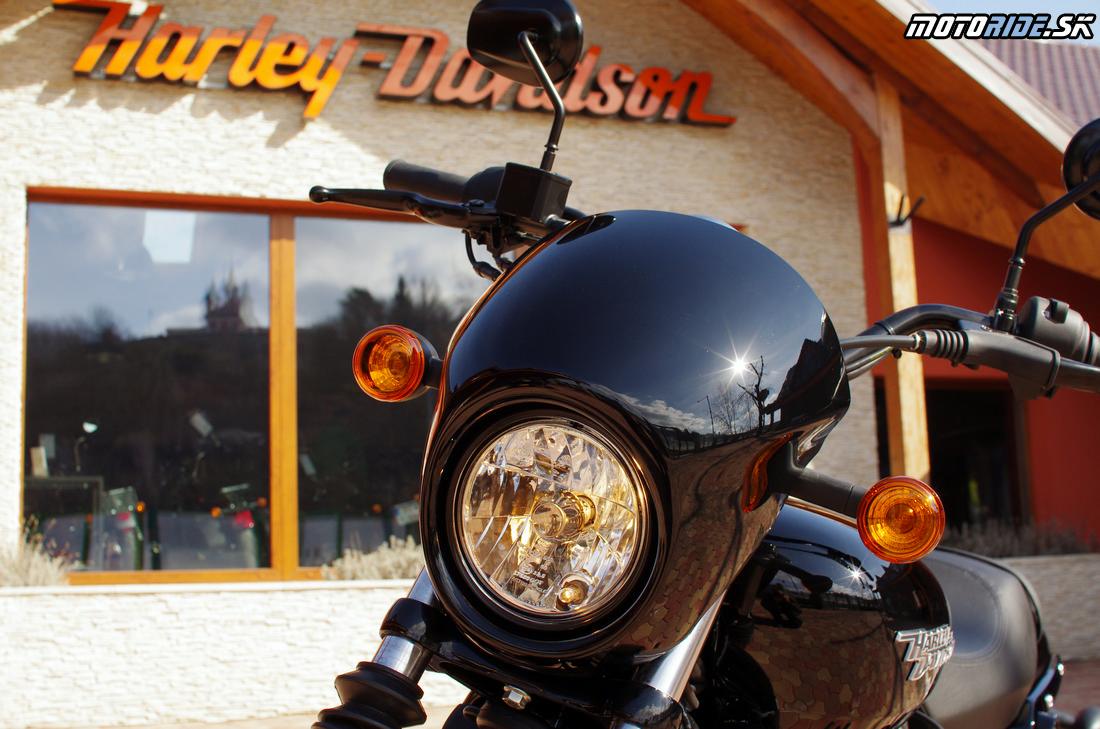 Harley-Davidson Street 750 2017