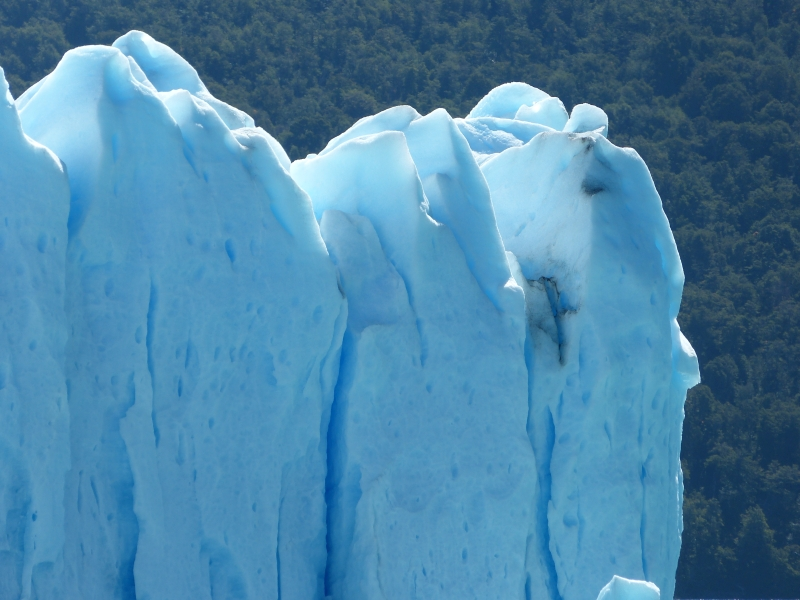 Ľadovec Perito Moreno, Argentína