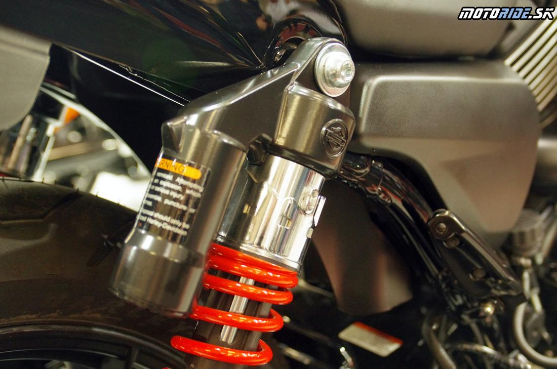 Harley-Davidson Street Rod 750 2017