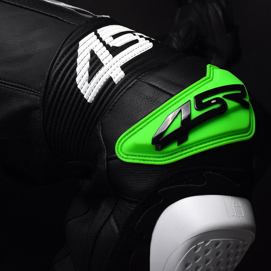 4SR kombinéza Monster Green 2017
