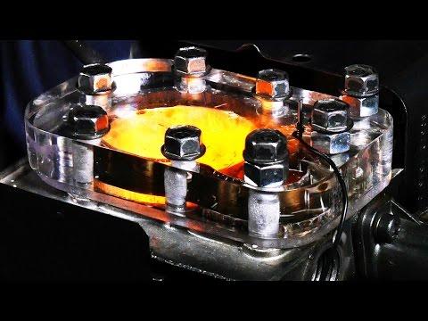 Práca motora zvnútra