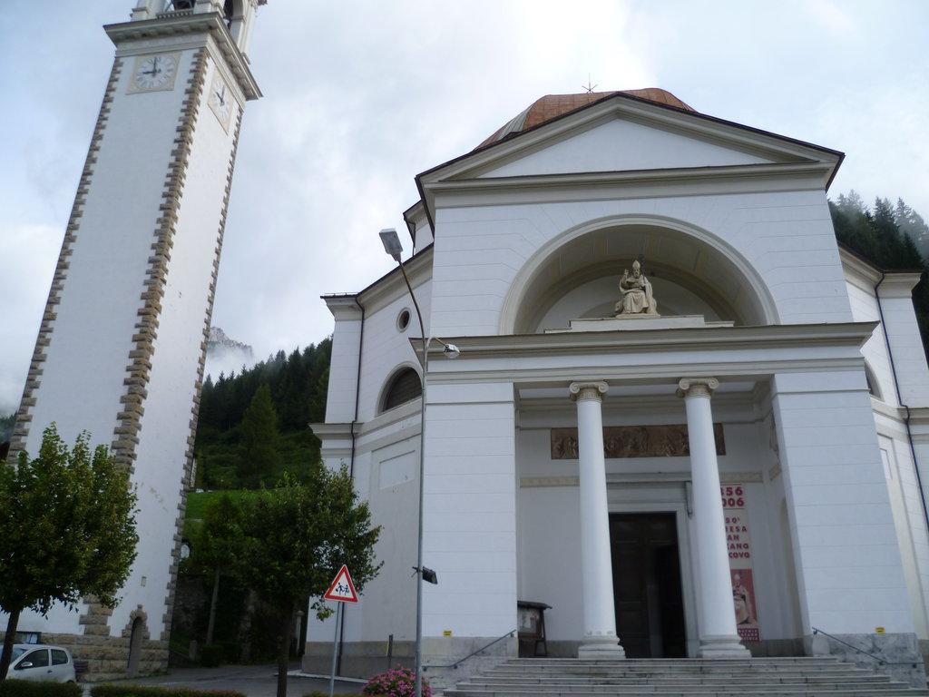 Auronzo di Cadore - San Lucano Vescovo