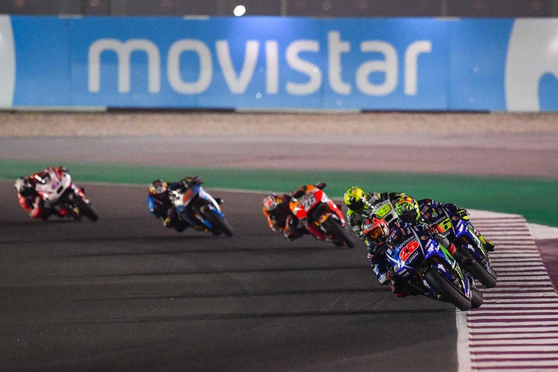 Maverick VINALES - MotoGP 2017 - VC Katar