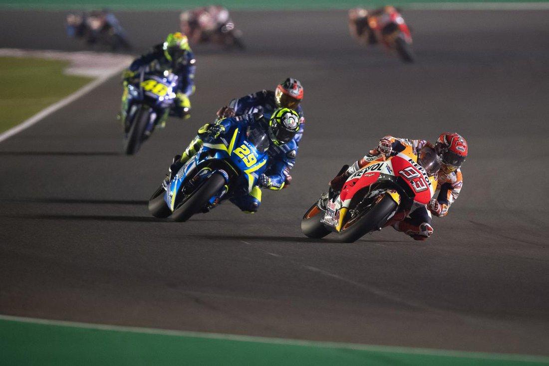 Marc MARQUEZ - MotoGP 2017 - VC Katar