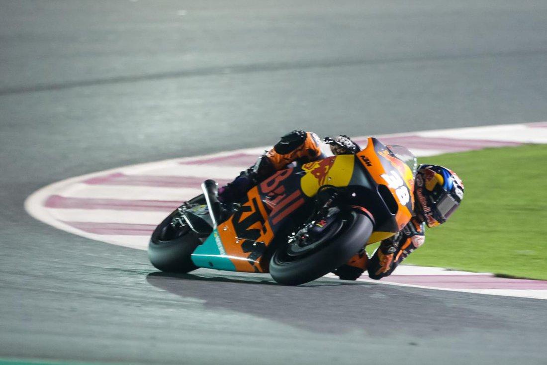Bradley SMITH - MotoGP 2017 - VC Katar