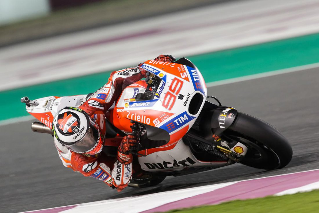 Jorge LORENZO - MotoGP 2017 - VC Katar