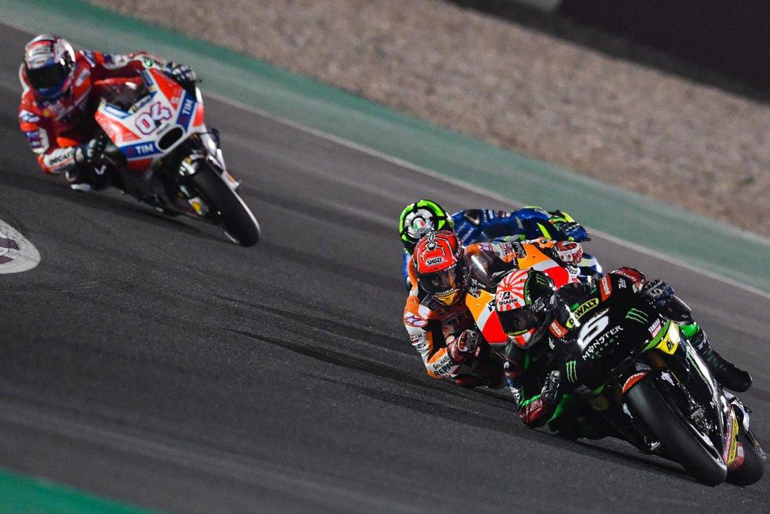 Johann Zarco - MotoGP 2017 - VC Katar