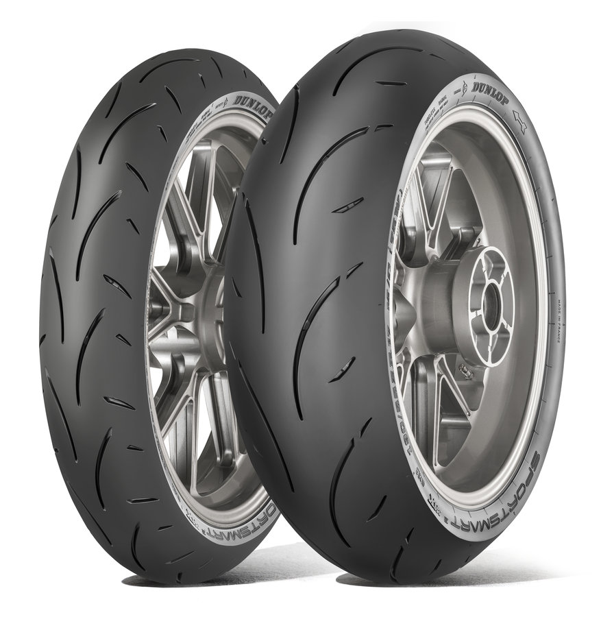 Dunlop predstavuje nové pneumatiky SportSmart2 Max