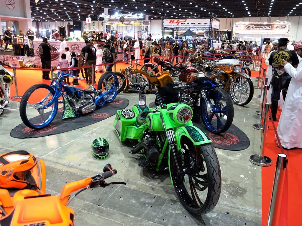 2. medzinárodná Motor Show Abu Dhabi 2017