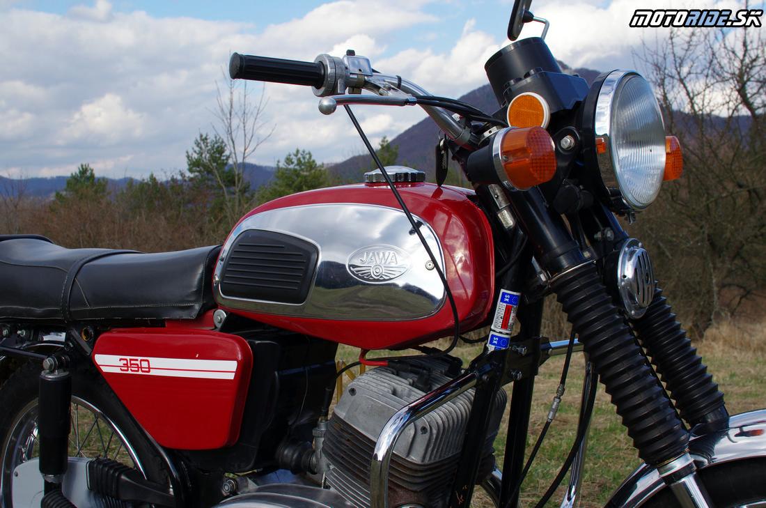 Jawa 350 634 1981