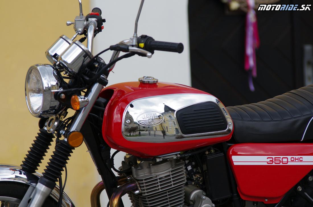 Jawa 350 OHC 2017