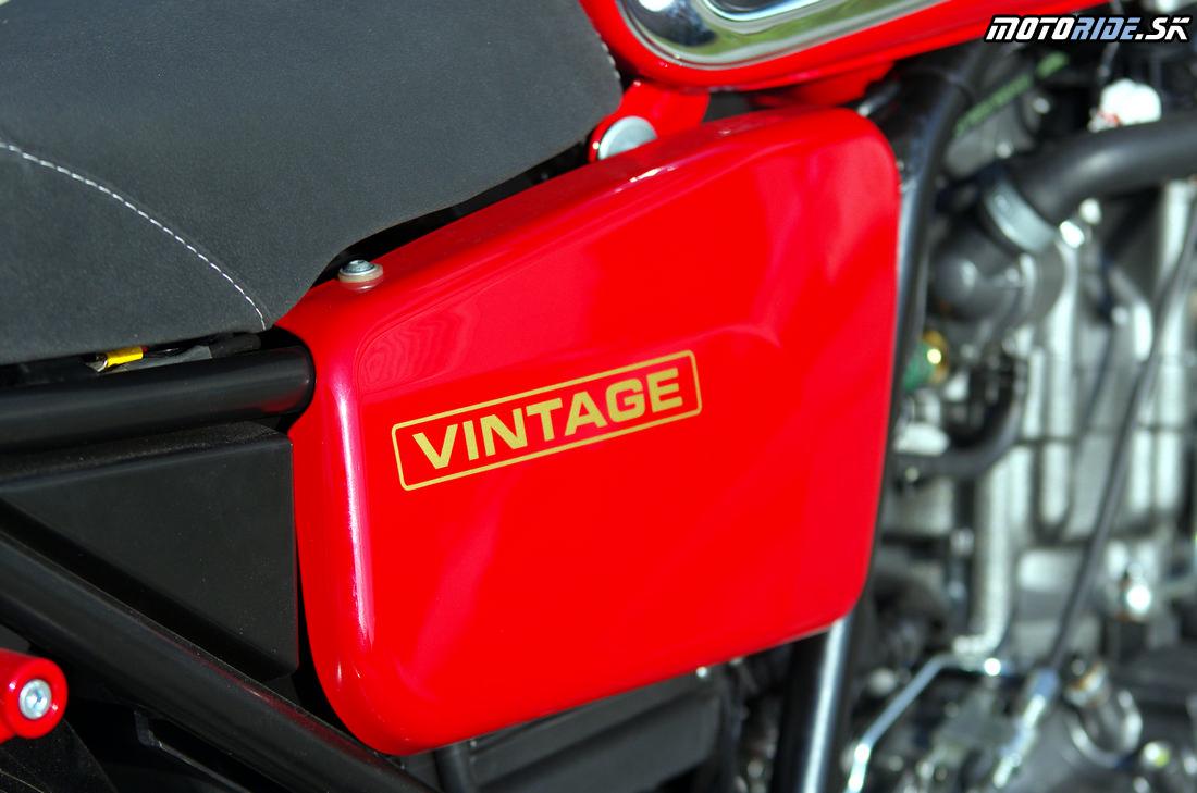 Jawa 660 Vintage 2017