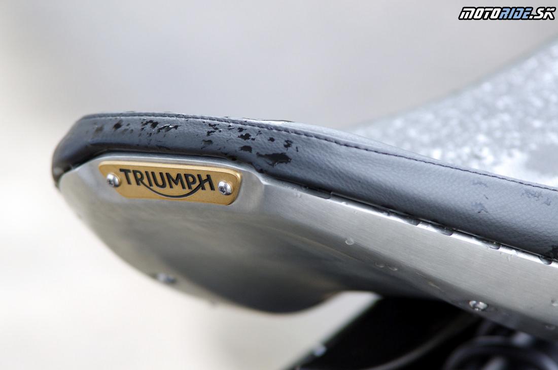 Triumph Bonneville Bobber 2017
