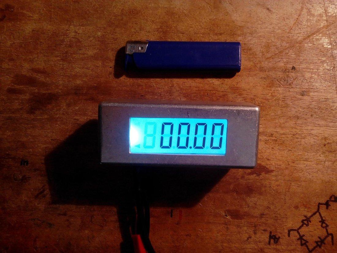 Tripmaster za cca 15EUR - Arduino