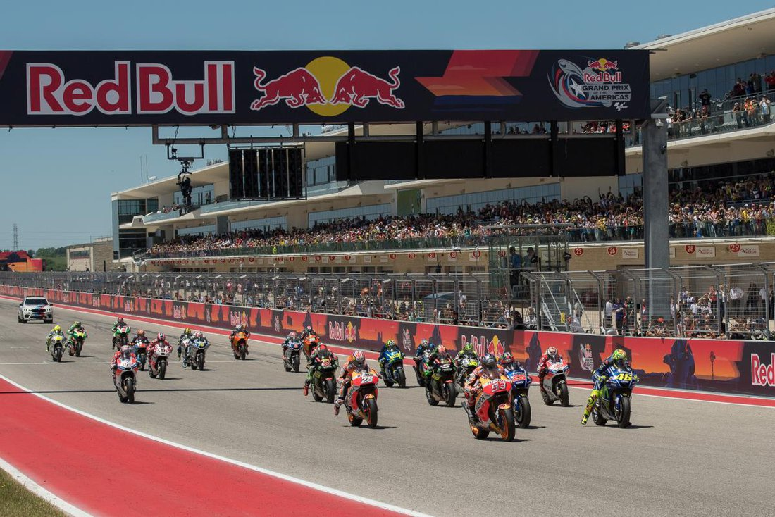 MotogGP , Red Bull Grand Prix of The Americas 2017
