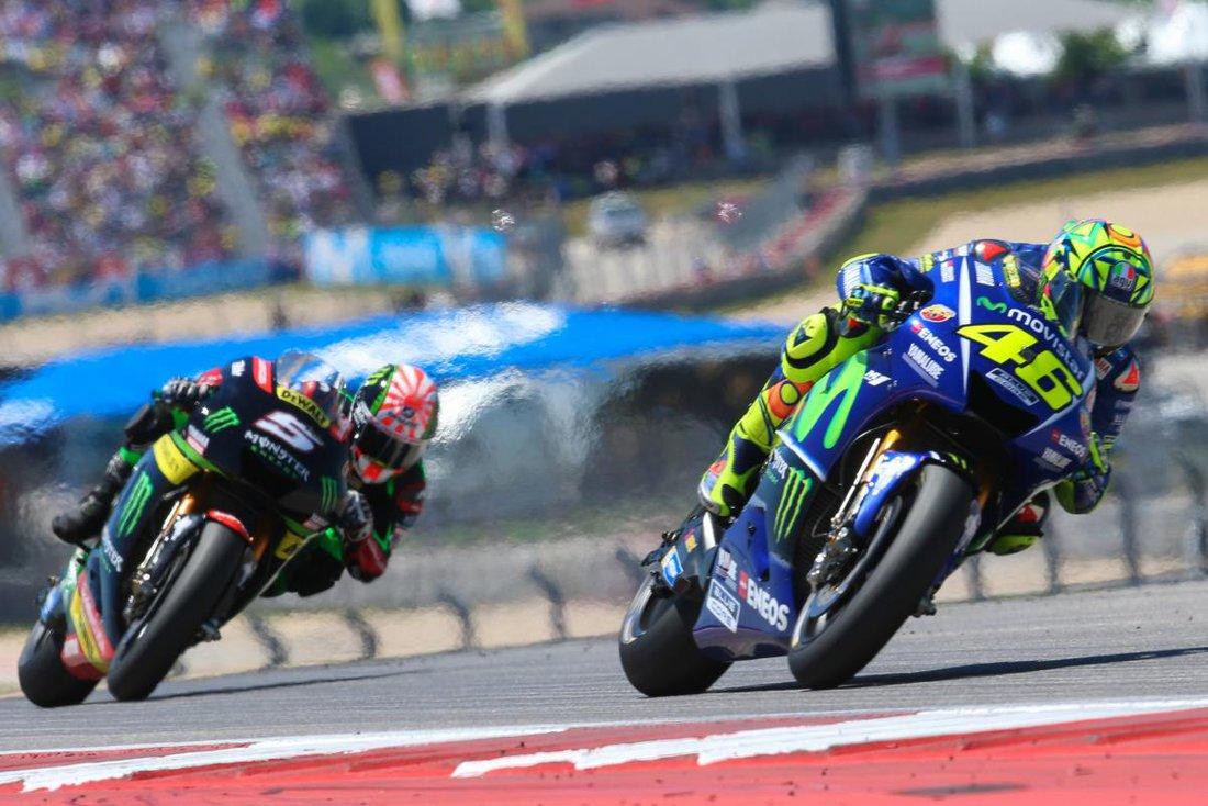 Valentino Rossi, Movistar Yamaha MotoGP, Red Bull Grand Prix of The Americas 2017