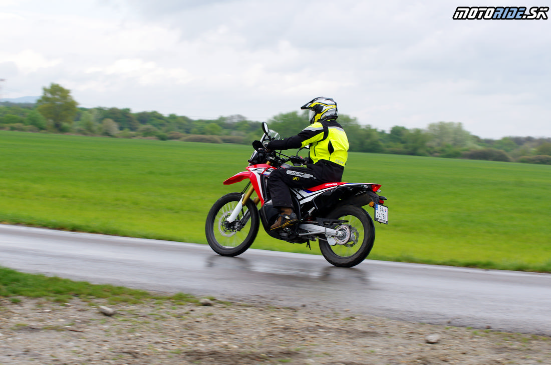 Honda CRF250 Rally 2017