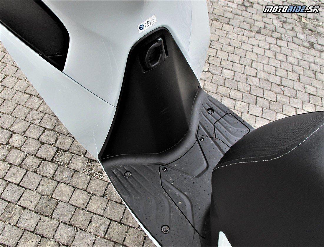 Honda SH125i 2017