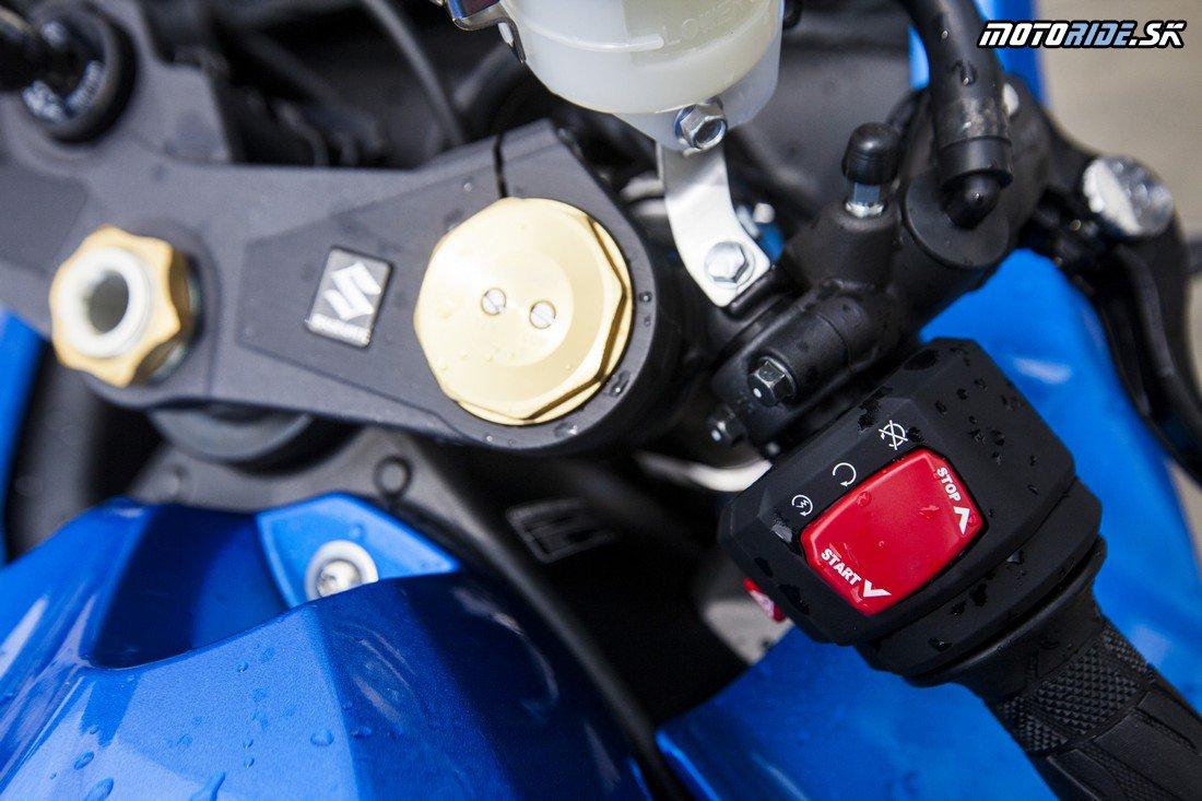 S novou GSX-R1000 na Hungaroringu - Suzuki priniesla silného chrobáka do hlavy!
