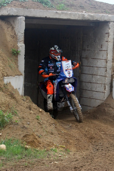 Tunel - nový prvok na trati
