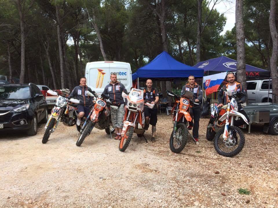 Croatia Rally 2017
