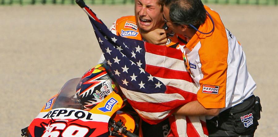 Vo veku 35 rokov zomrel majster sveta MotoGP Nicky Hayden