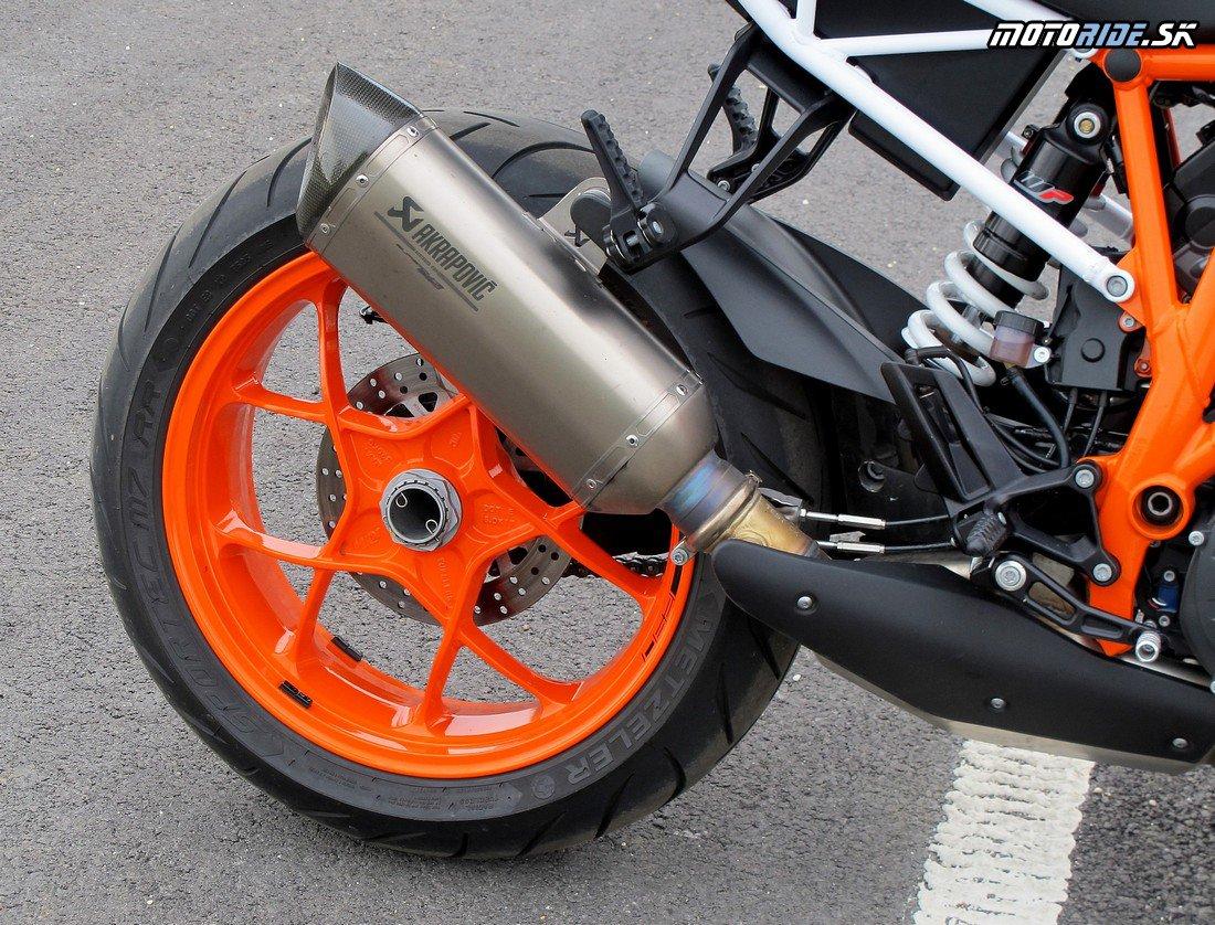 Vyskúšali sme hypergenerátor adrenalínu KTM 1290 Super Duke R 2017
