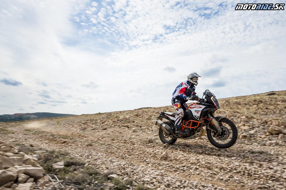 KTM 1290 Super Adventure R 2017 - Balkánska testovačka, Chorvátsko (Awia)