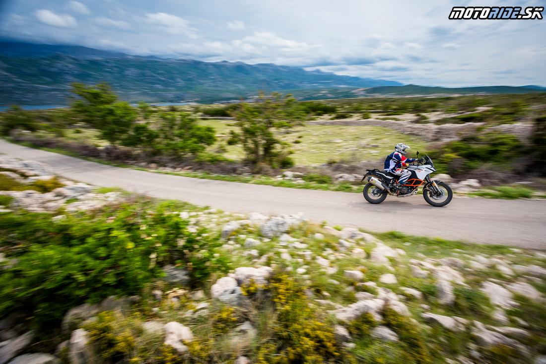 KTM 1090 Adventure R 2017 - Balkánska testovačka, Chorvátsko (Awia)