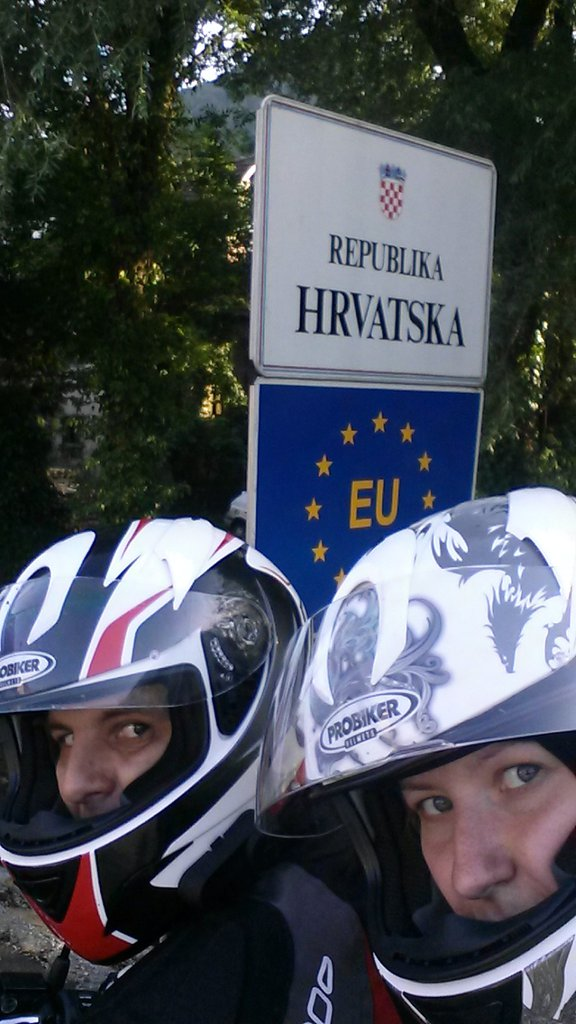 Vytúžené Chorvátsko