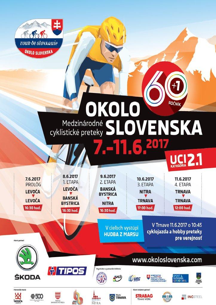 Cyklistické preteky Okolo Slovenska 2017