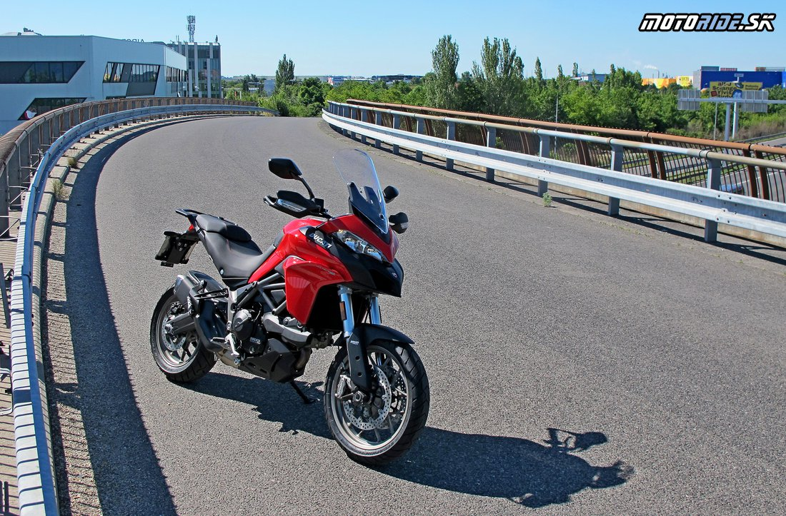 Ako prví na Slovensku sme otestovali novú malú Multistradu 950