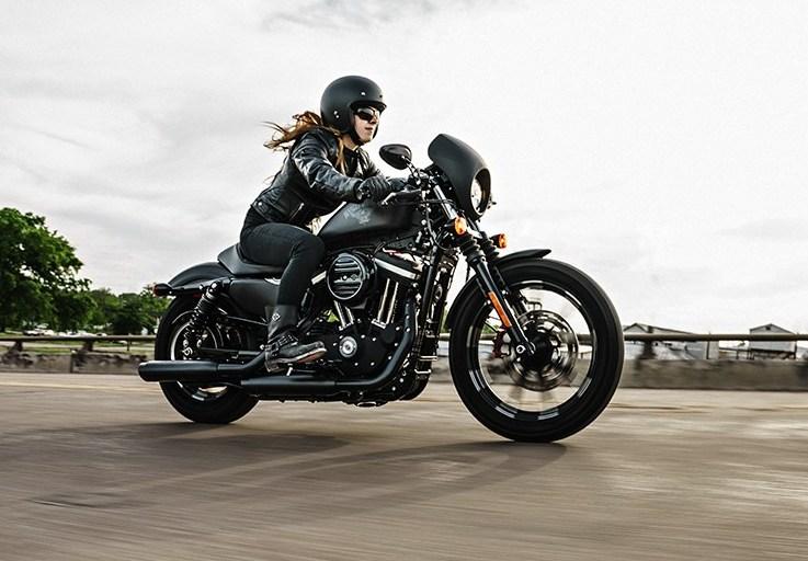 Vyhraj Harley-Davidson Iron 883 za jedinú esemesku!