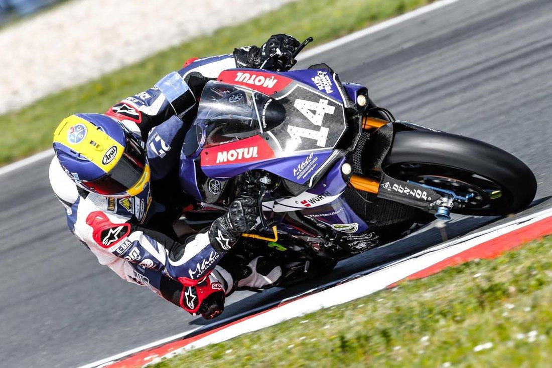 Yamaha Maco Racing Team sa na EWC na Slovakia Ringu predstaví sdvomi posádkami