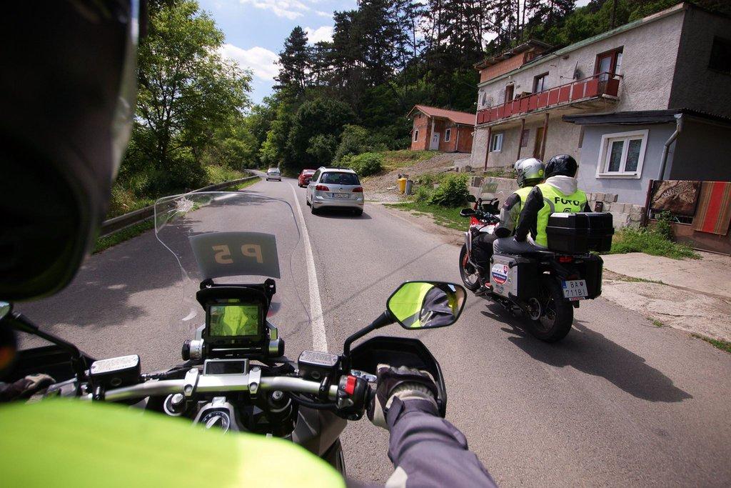 Cycling- Info team v akcií (© Jaroslav Maliňák, C-I.sk)