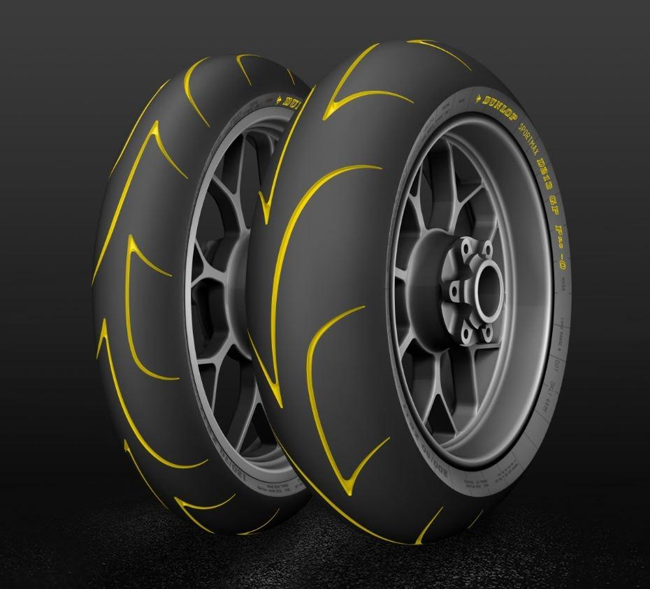 Dunlop uvádza nové pneumatiky D213 GP Pro