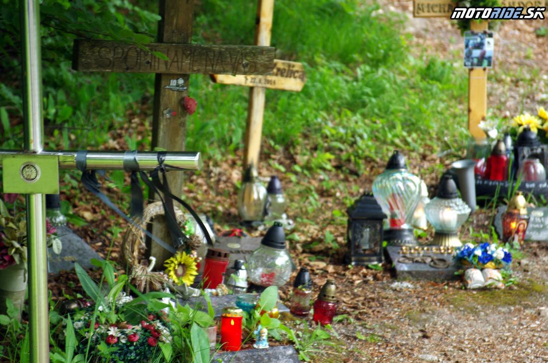 Šturec - Jazda za zosnulých motorkárov 2017