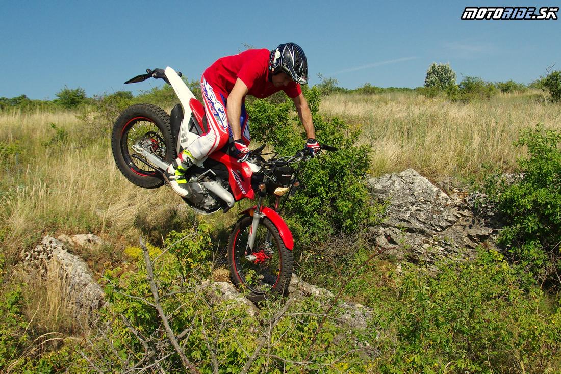 Montesa 4Ride 2017 - Vlado Kothay - Trialka na značkách