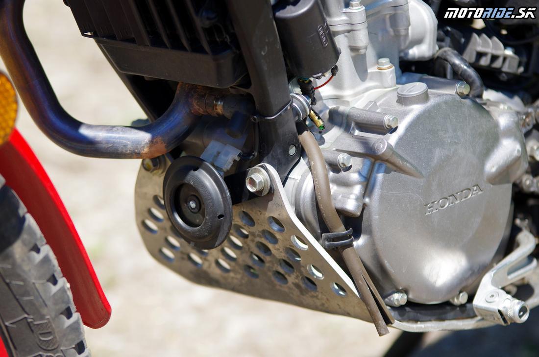 Montesa 4Ride 2017 - Trialka na značkách